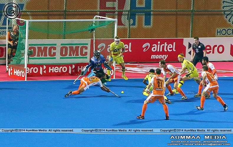 HOCKY INDIA LEAGUE
